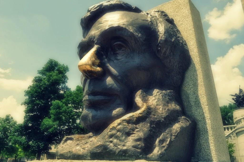 Estatua presidente Lincoln