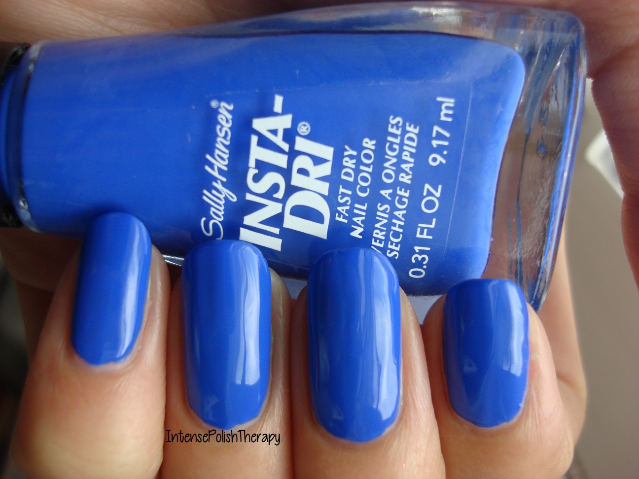 Sally Hansen - In Promt Blue