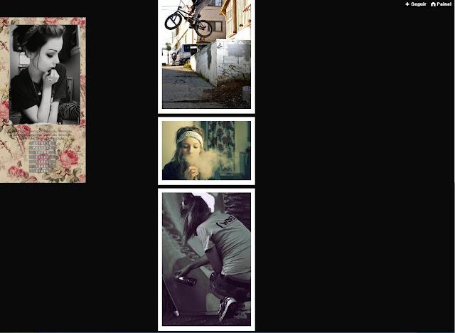 Theme para Tumblr: Bruna 03