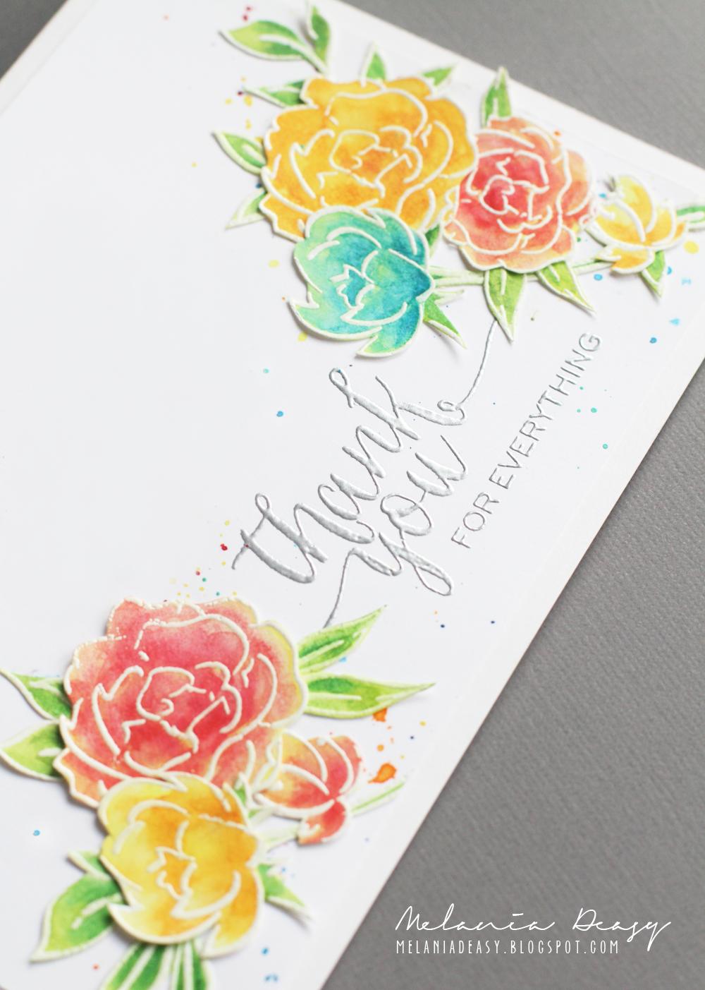 Paper Crafts & Scrapbooking Special Thanks Blog Hop