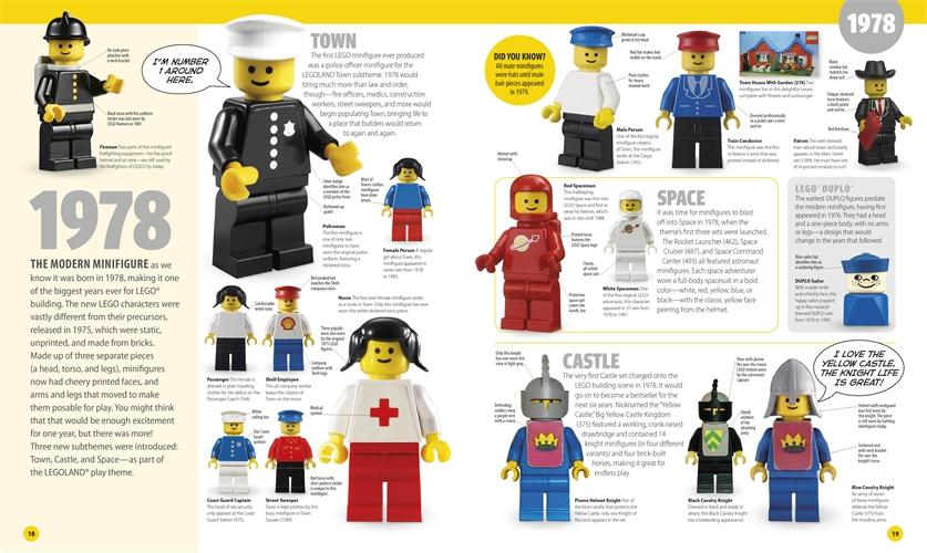 The Brickverse Lego Minifgure Book Preview