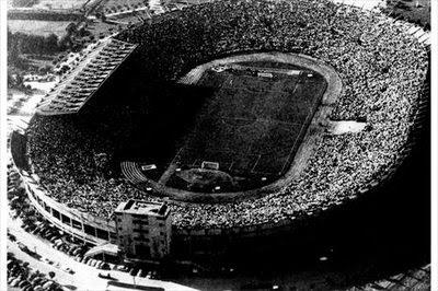 Estadio Nacional en la comuna de Ñuñoa