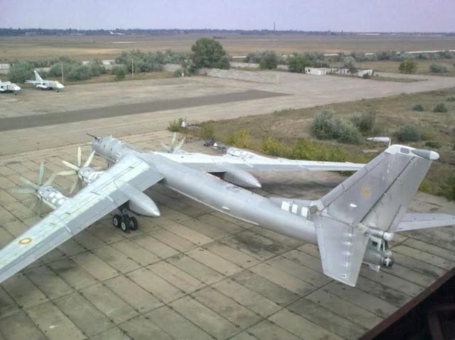 Tu-95MS Bear