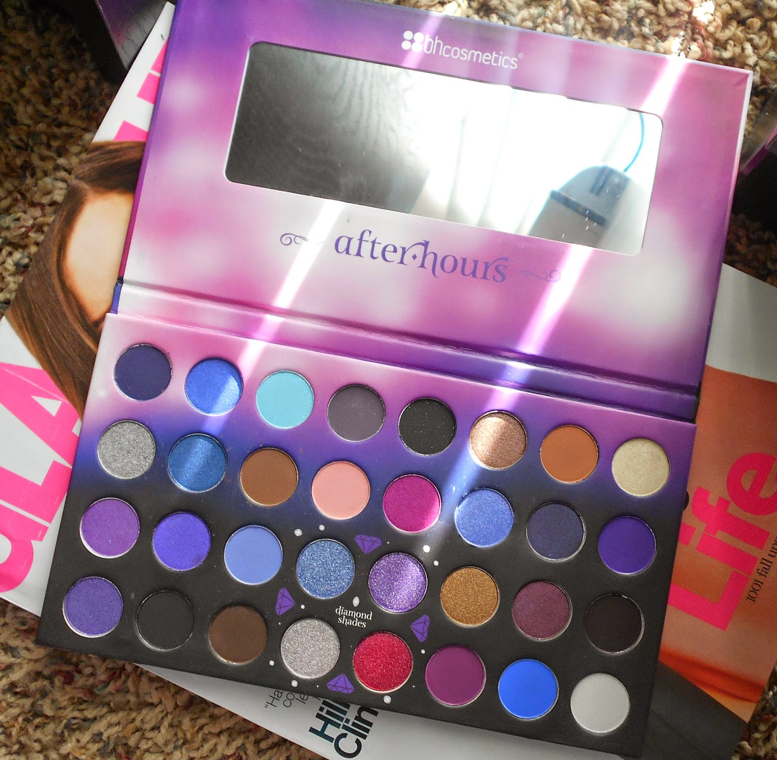 bh Party Girl After Hours Palette
