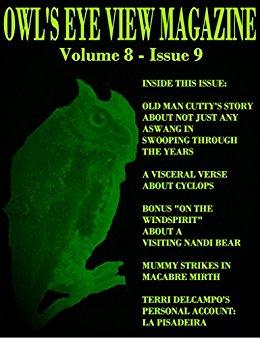OWL'S EYE VIEW MAGAZINE VOLUME 8 - ISSUE 9