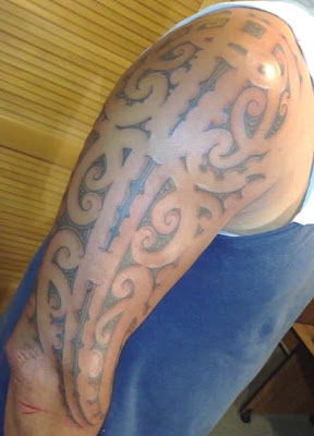 Sleeve tribal tattoo-Video Of Tribal Tattoo Designer-Youtube
