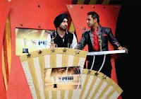 Diljit Dosanjh Gippy Grewal Punjabi award 2012 PIFFA