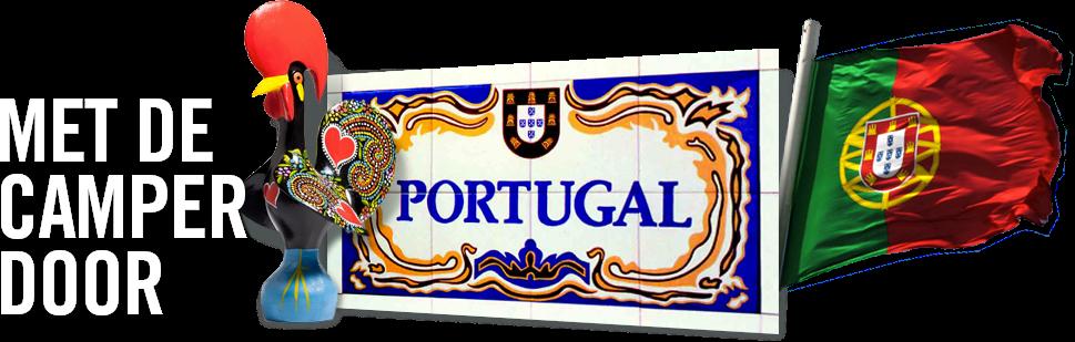 Met de camper door Portugal