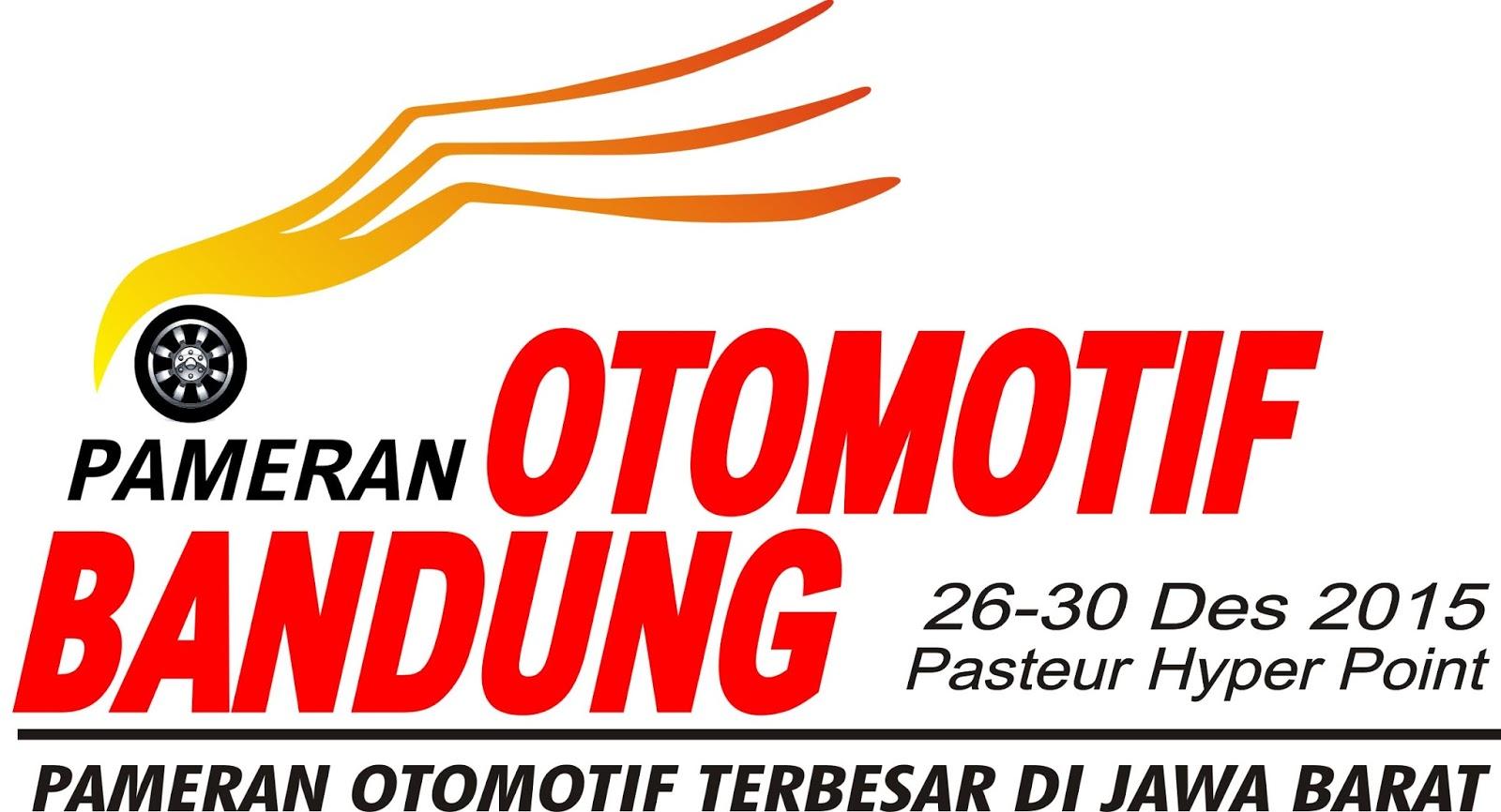 Bandung Otomotif Expo 2015, 26-30 Desember 2015