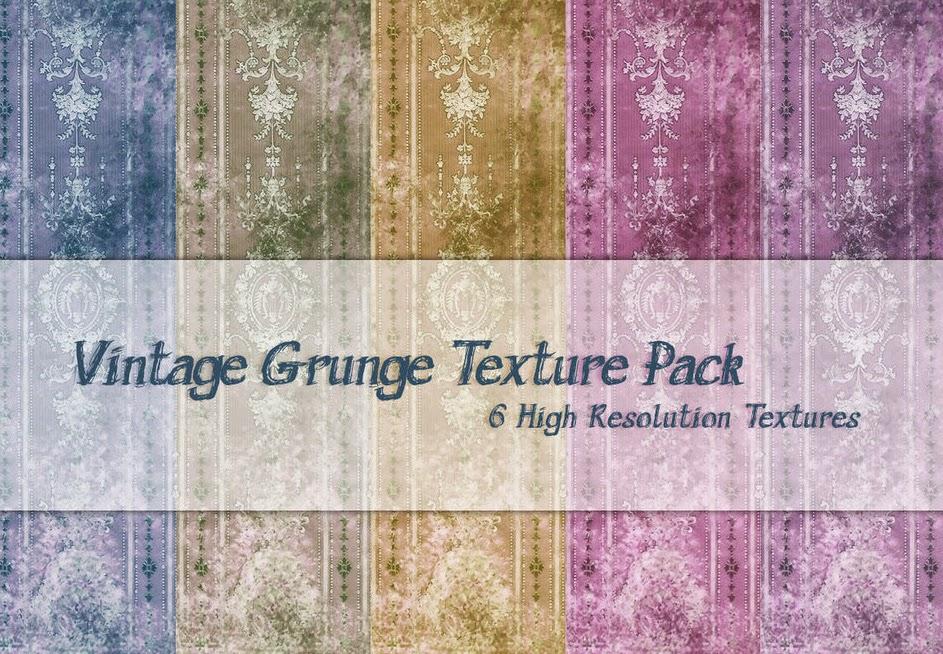 textura vintage