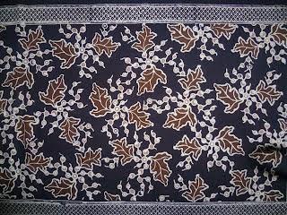 batik demak