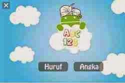 Free Download Belajar Huruf dan Angka apk for Android