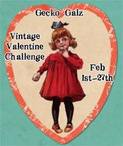 Gecko Galz February Challenge