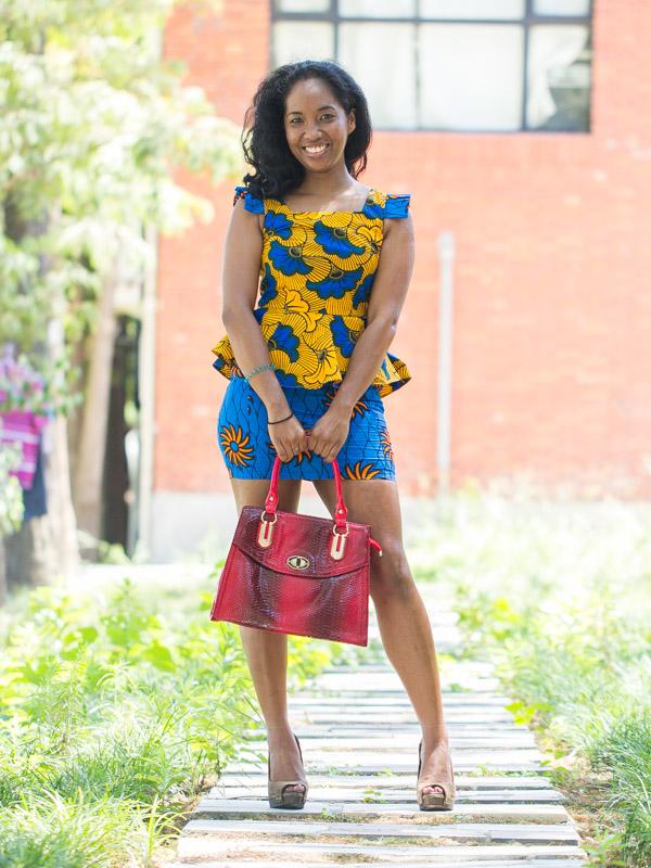 Nigerian ankara style dresses
