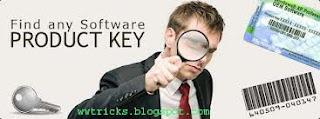 finding serial key