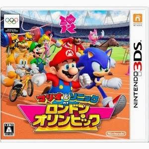 [3DS][マリオ&ソニック AT ロンドンオリンピック] (JPN) 3DS Download