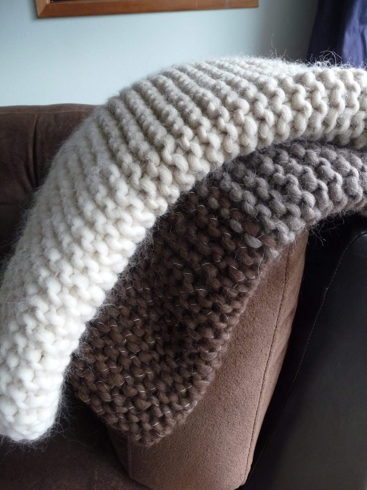 close knit: 1966 Blanket