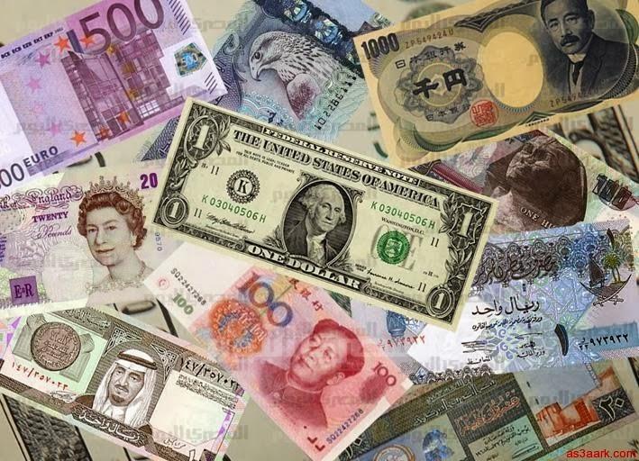 سعر صرف الدولار الأمريكي اليوم الأثنين 30-12-2013 في مصر أمام الجنيه المصري
