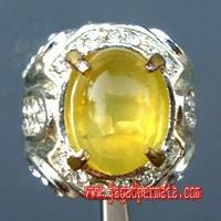 Fire Opal Lemon