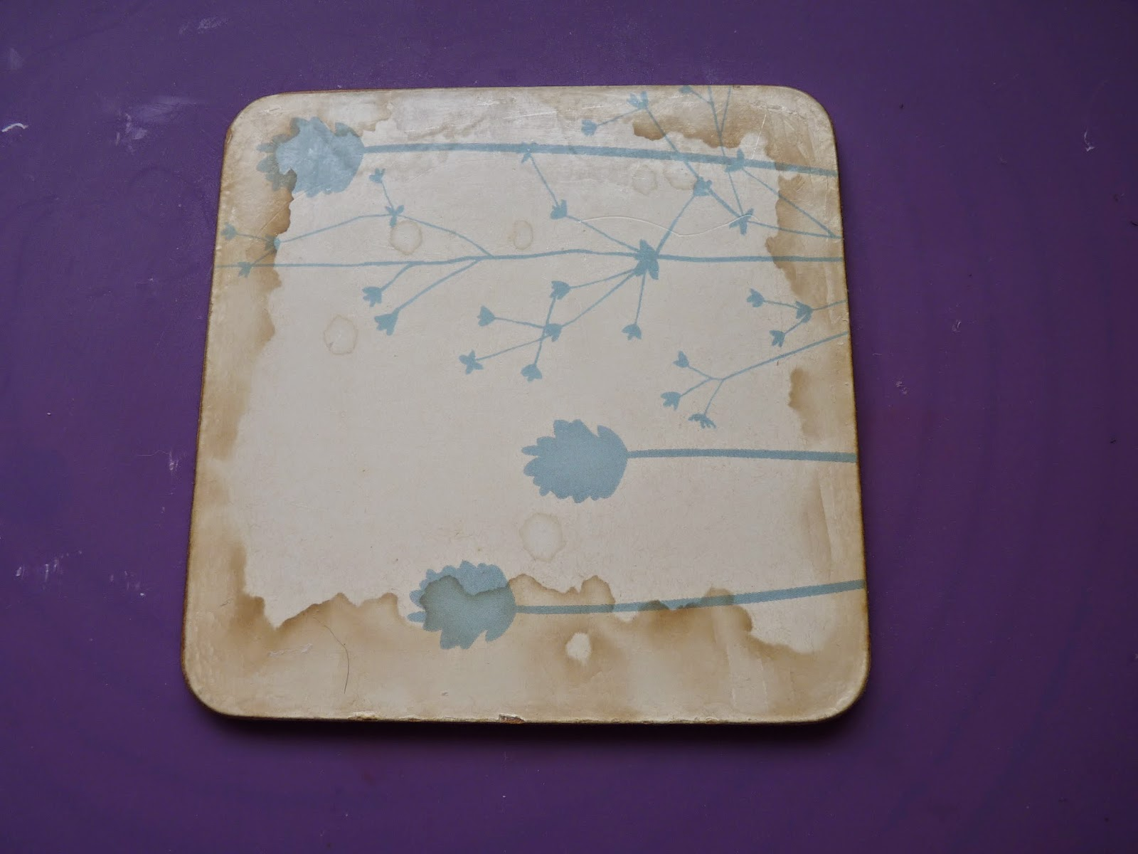 Create in spain coasters and placemats revamp or make for Table mats design your own