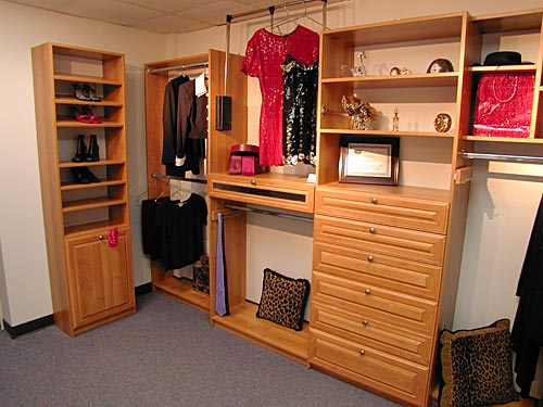 SpaceMan Is The Leading Designer, Manufacturer And Installer Of Custom  Closets, ...