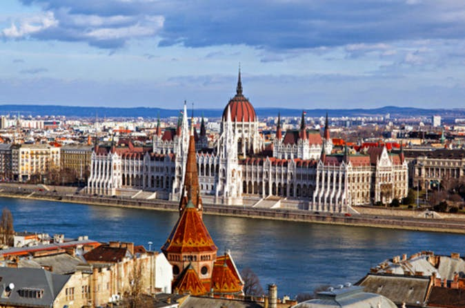 Budapest, many foreign tourists unforgettable