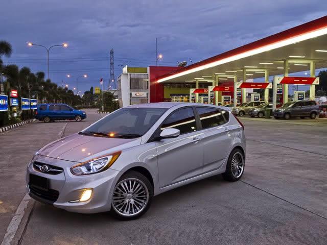 Modifikasi Mobil Hyundai Grand Avega Minimalis