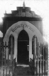 Primeiro Templo Assembleia de Deus