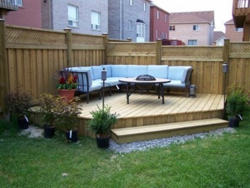 Simple Backyard Landscaping Ideas On A Budget