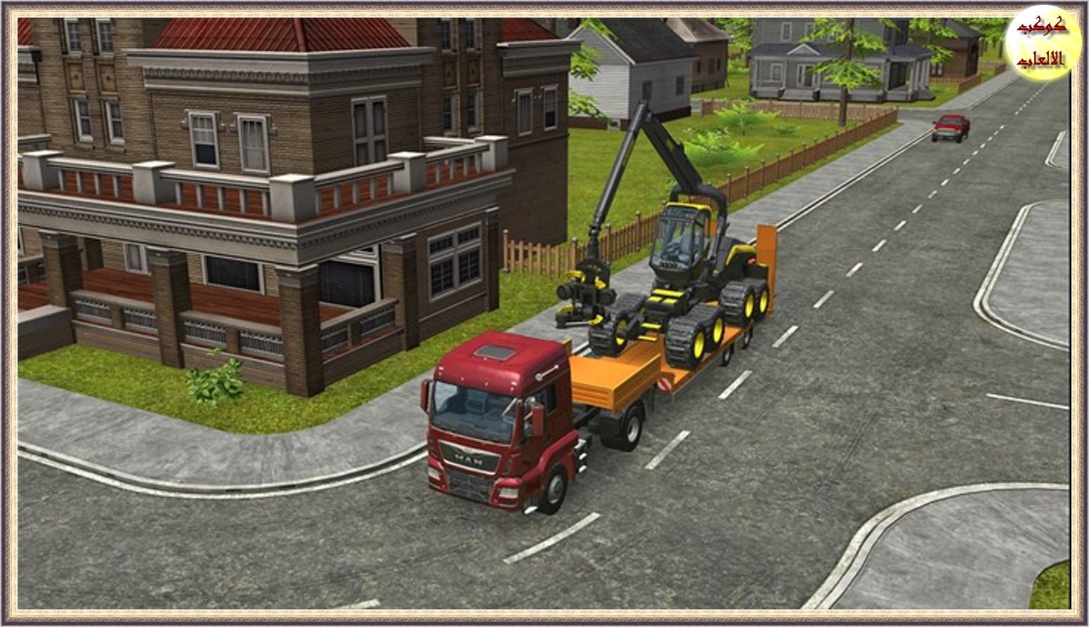 تحميل المزرعة وقيادة الجرار Download Farming Simulator 14 games
