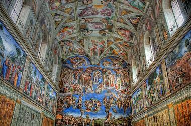 El Vaticano interior