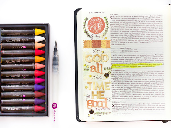 Prima Marketing : Bible Journaling