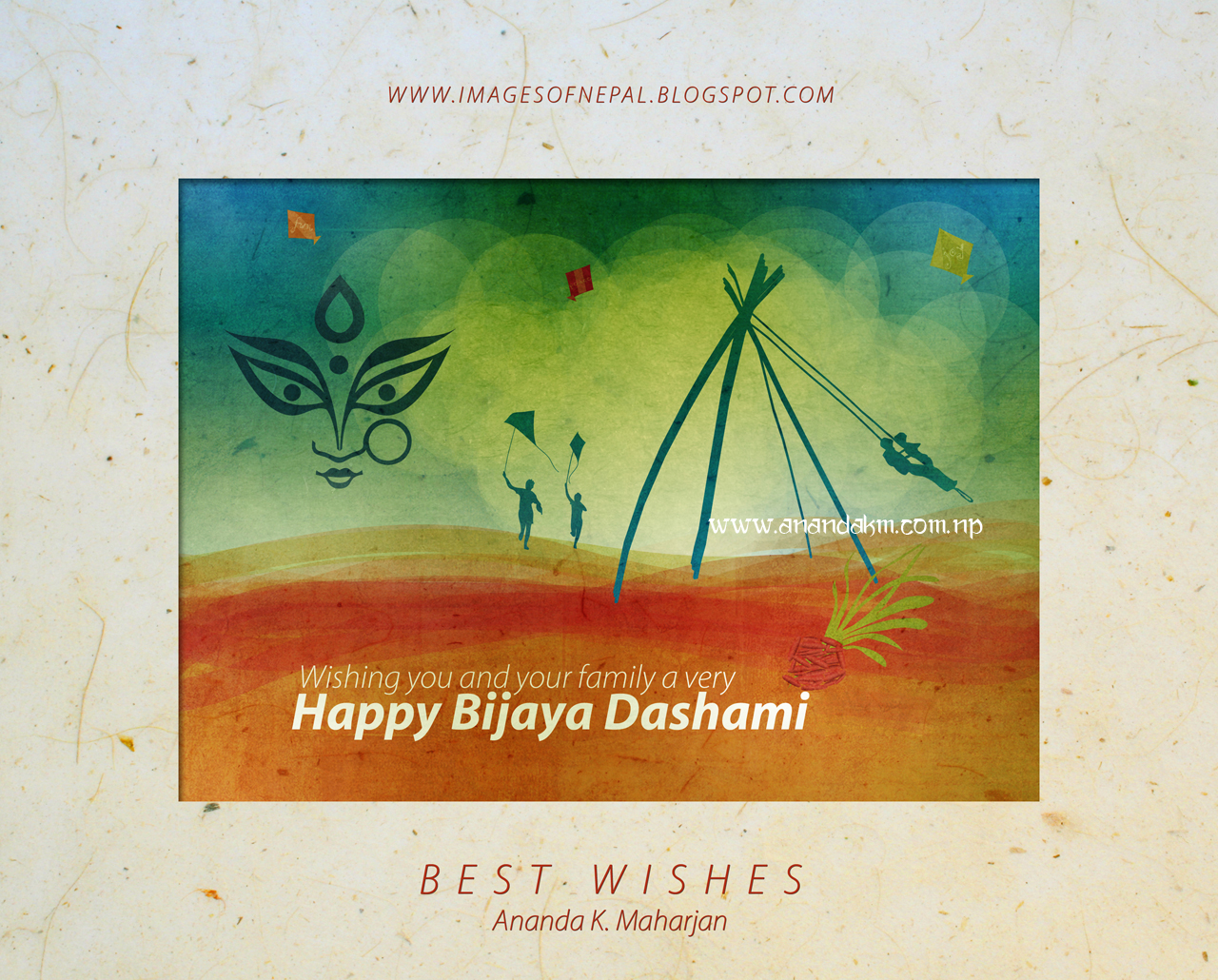 images of nepal  dashain greeting cards wallpapers 2011