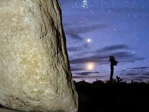 Venus, Júpiter y Aldebarán se alinean en el cielo en julio Venus-jupiter