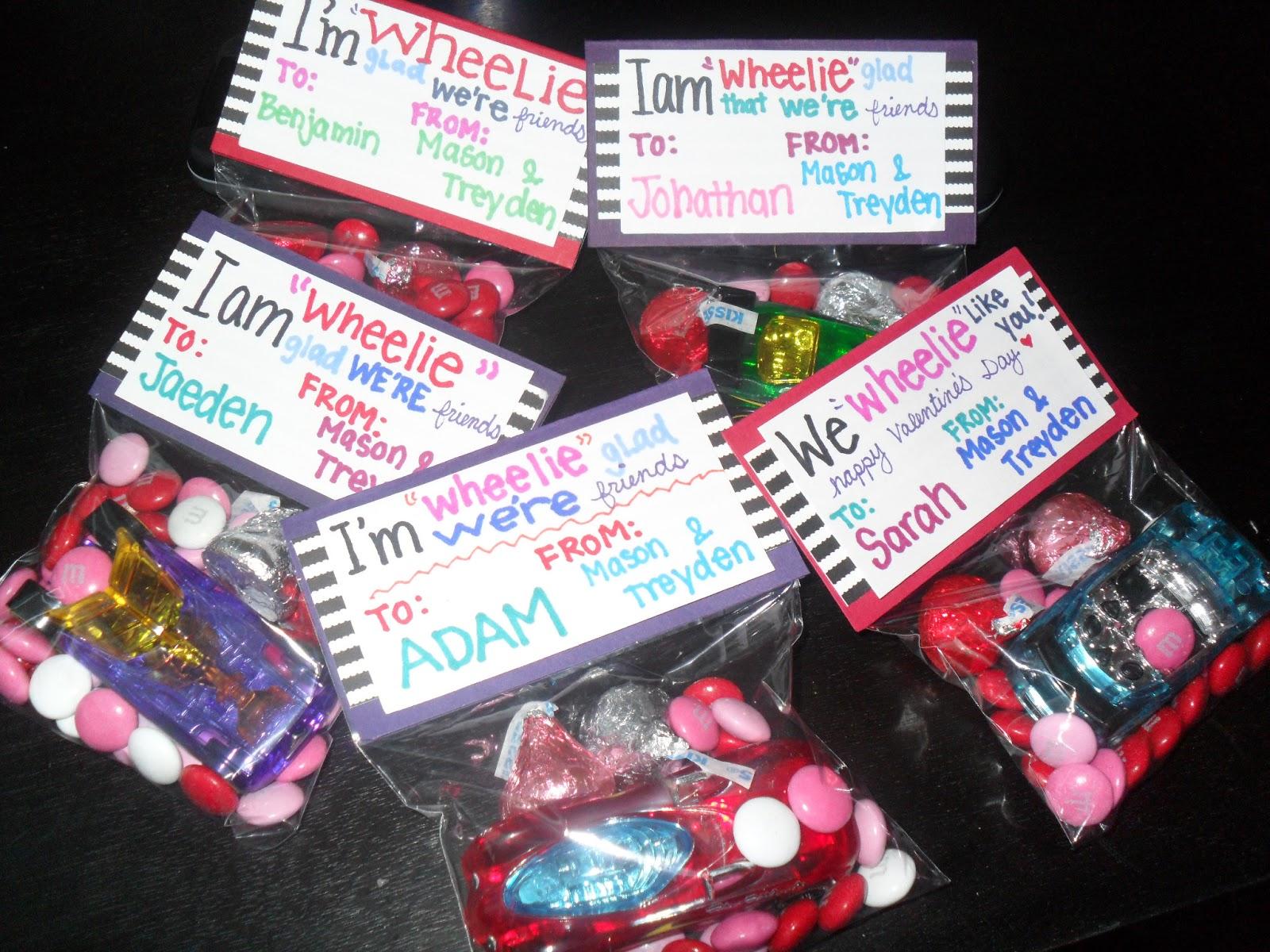 lostmama - Valentines Goodie Bags