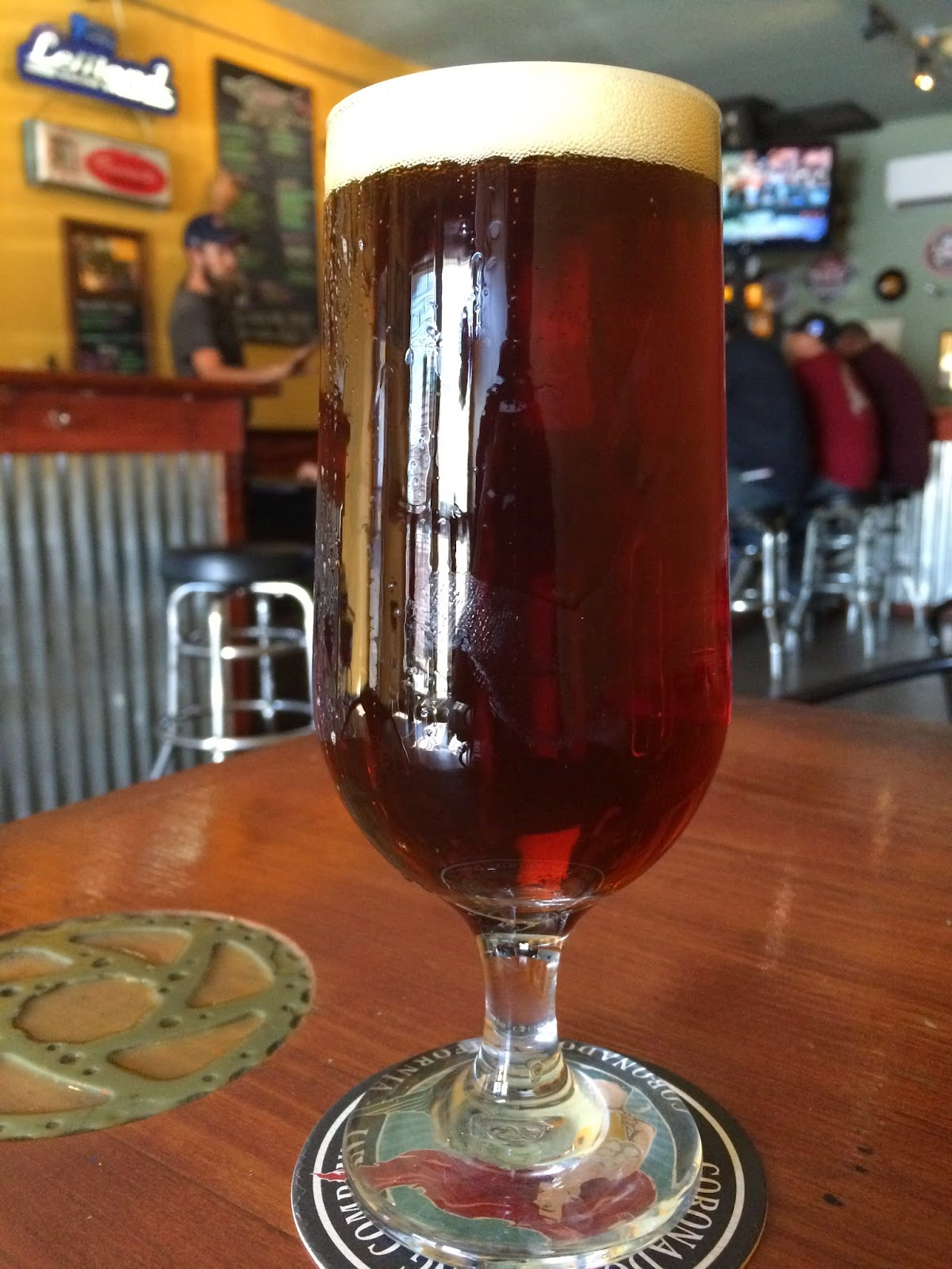 Twisted Manzanita Danger Ranger Red Ale 1