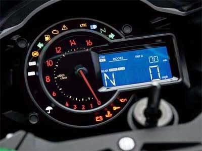 Speedometer Ninja H2