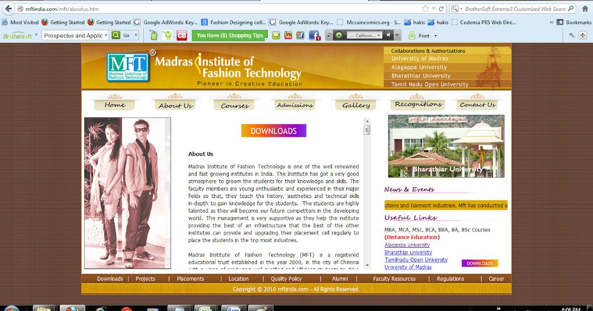 Best Colleges For Fashion Designing In Tamilnadu