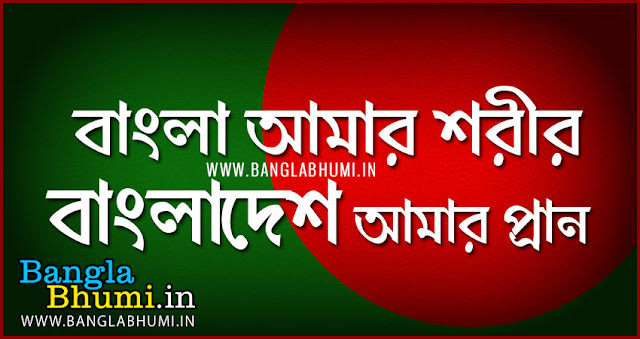 Bangladesh Bijoy Dibosh Photo in Bengali