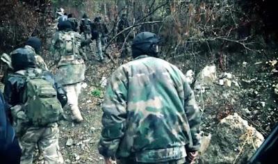 Mujahidin Latakia Alami Kemajuan di Salma