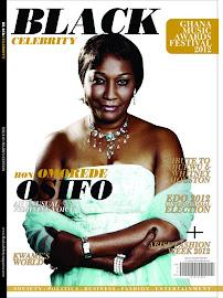 Black Celebrity Magazine