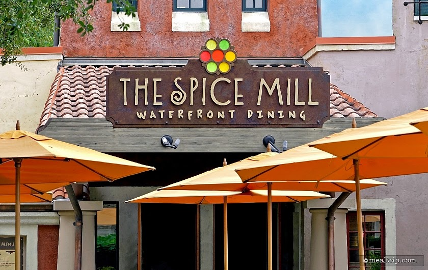 Restaurante Spice Mill no Seaworld em Orlando