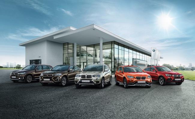 BMW tăng trưởng 5 năm liên tiếp trên toàn cầu