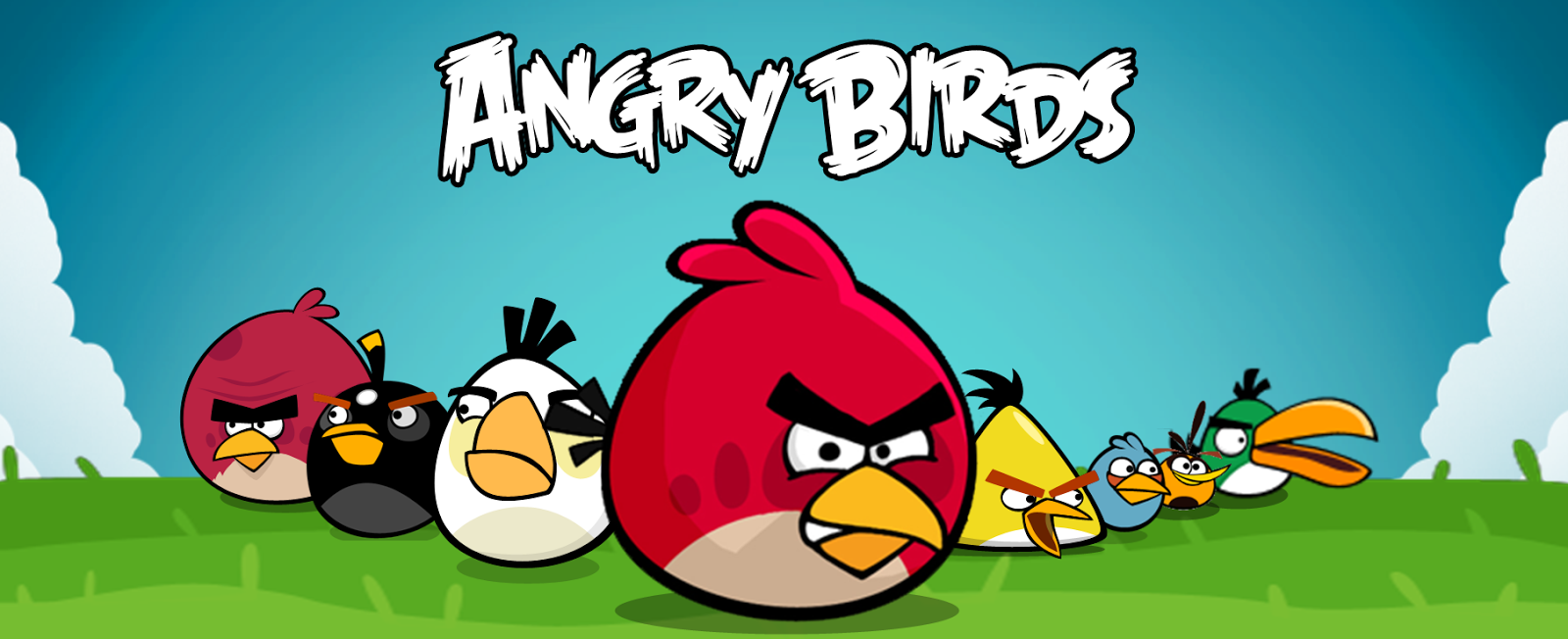 Angry Birds game splsh screen_1