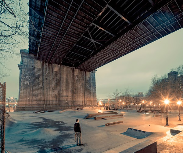 Franck Bohbot's Chinatown Photography