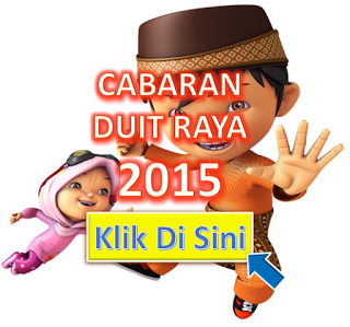 Cabaran Duit Raya 2015
