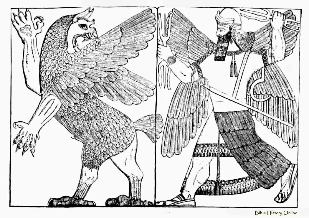 enuma elish vs genesis Did the bible borrow from pagan creation accounts genesis and enuma elis by tim chaffey skeptics love to claim that the account of creation and the account of the.