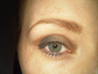 kristen stewart inspired smokey eye makeup