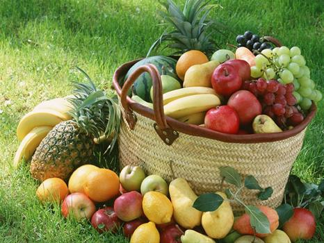 Frutas e verduras também podem ser usadas para retardar o envelhecimento