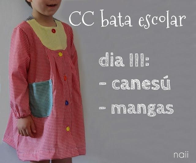CC Bata Escolar: Día III - Modelo 1